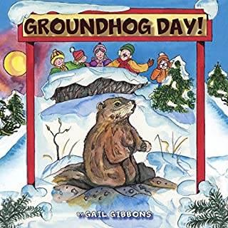 Groundhog Day! audiobook cover art