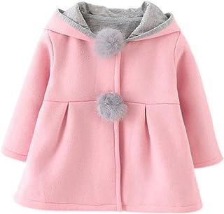 3a78feccf32a6 Brightup Mignon Manteau Vêtement D hiver Pour Enfants Fille 1-5 Ans
