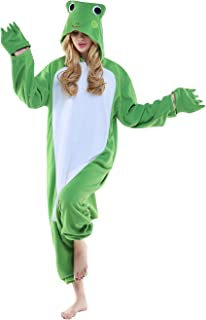 CANASOUR Polyster Adult Halloween Party Unisex Women's Onesie Costume