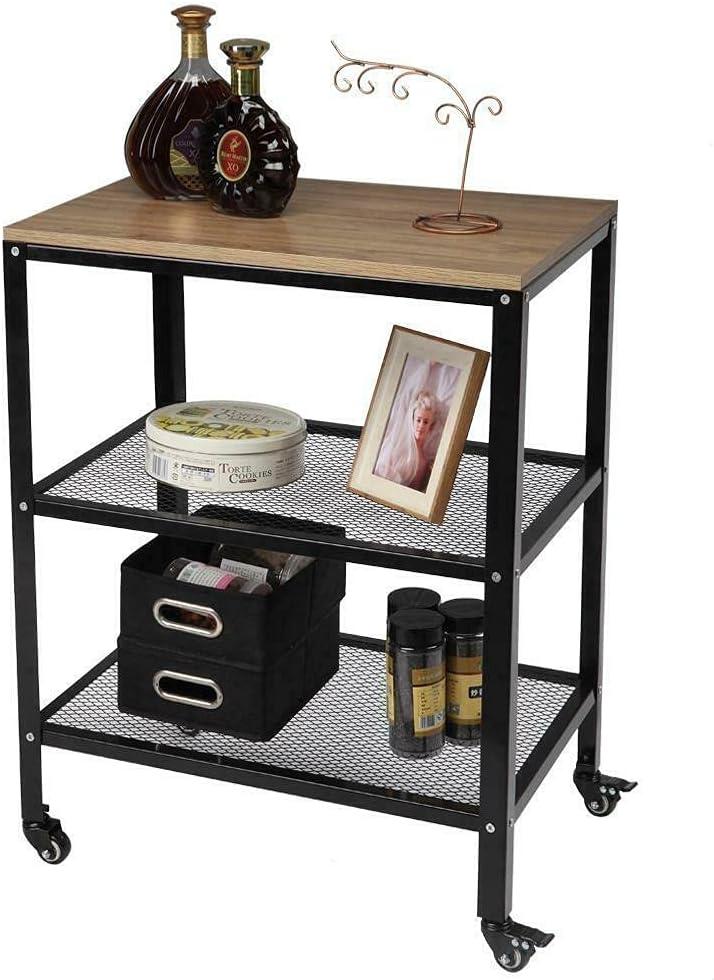 55% OFF 3Tier Kitchen Baker's Nightstand Regular dealer End Table Bedroom for