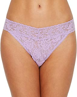 Hanky Panky Women`s Maternity Signature Lace Original Rise Thong