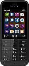 Nokia 220 RM-971 Unlocked GSM 850 / 1900 Cell Phone w/ 2MP Camera - Black