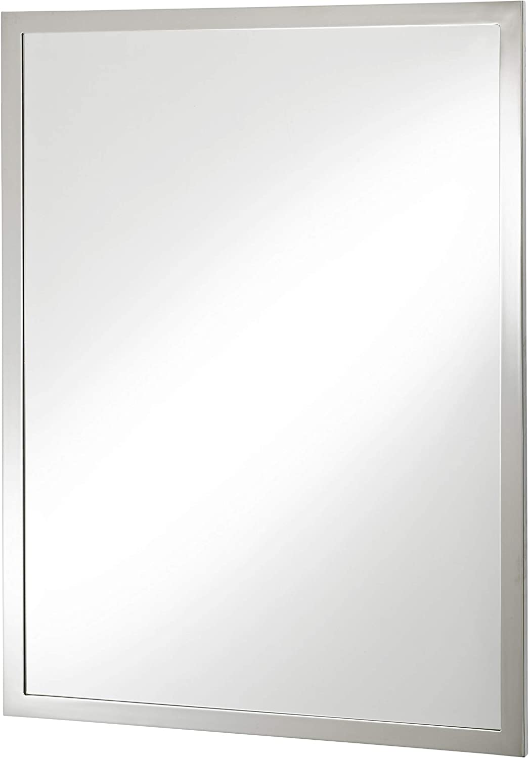 23 2 3 X 31 1 Beauty products Nickel WALL FIXED Bombing new work Polished MIRROR