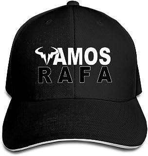 STUAOTO ロゴ入りキャップ ラファエル・ナダル Vamos Rafa