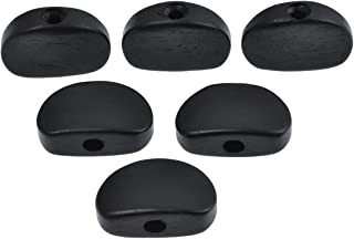ebony tuner buttons