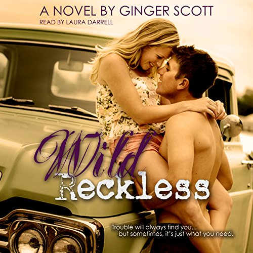 Wild Reckless audiobook cover art