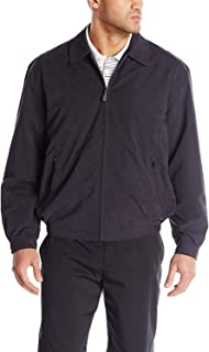Men's Auburn Zip-Front Golf Jacket (Regular & Big-Tall Sizes)