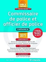 Commissaire et officier de police (Concours fonction publique)