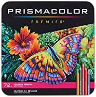 サンフォード 色鉛筆 プリズマカラー 72色セット
