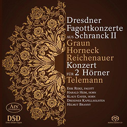 Concertos pour Basson et Cor