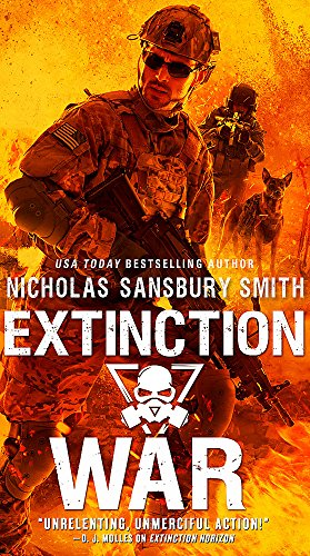 Extinction War (The Extinction Cycle, 7)