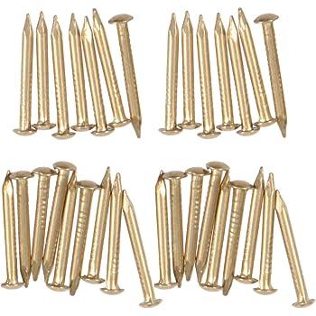 6 mm de bronce de 500PCS Wholesale Clavos peque/ños para la peque/ña bisagra multiusos bricolaje u/ñas bricolaje cajas decorativas Accesorios 1