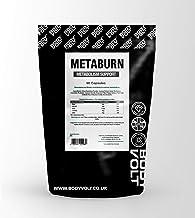 Metaburn Fat Burner 90 Capsules Containing Guarana Biopernie for Slimming Detox and Diet Body Volt Estimated Price : £ 9,99