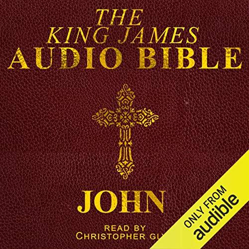 John (Gospel) audiobook cover art