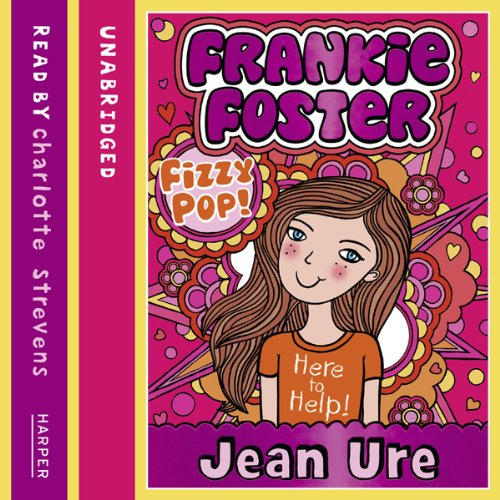 Frankie Foster (1) – Fizzypop audiobook cover art