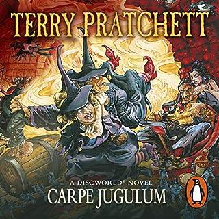Carpe Jugulum cover art