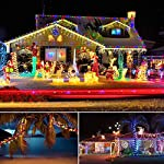 LED Fairy Rope String Lights - Liwiner USB Powered 33FT 100 LED String Light with Remote Timer 8 Mode Dimmable Strip… 14