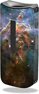 MightySkins Skin Compatible with Davinci IQ Vape - Eagle Nebula | Protective, Durable, and Unique Vinyl Decal wrap Cover | Easy to Apply, Remove, and Change Styles | Made in The USA