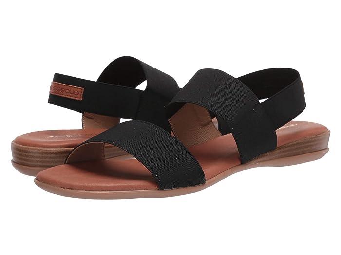 Andre Assous  Nigella (Black) Womens Sandals