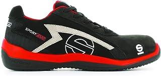 comprar comparacion Sparco S0751646RSNR Zapatillas Sport EVO Negro, 46 EU