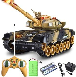 العملاق 44 سنتيمتر الحرب العالمية الثانية الدفاع الجوي الدفاع الرئيسي دبابات المعركة الشحن التحكم عن بعد الألمانية النمر R...