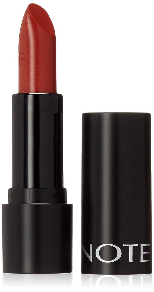 投げ捨てる処理するゴムNOTE Cosmetics ロング着用口紅、0.16オンス 第15号