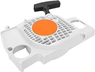 SALUTUYA Tirar del arrancador de césped Cortacésped de Retroceso Ensamblaje de Arranque Generador Piezas de Motosierra Reemplazo de la máquina para Stihl MS180 MS170 017018