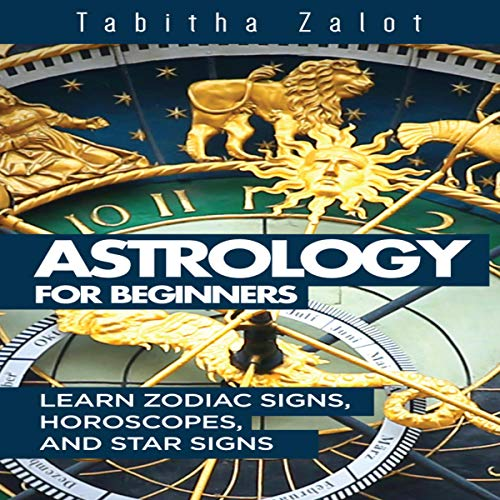 Astrology for Beginners audiobook cover art