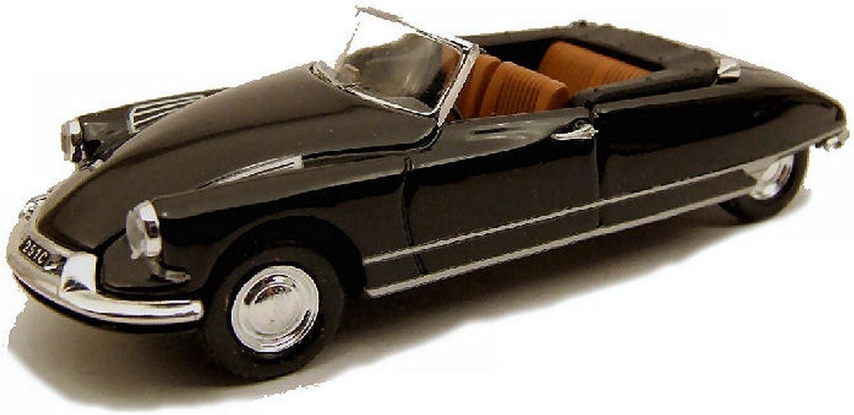 40% de descuento Rio RI4209 Citroen DS 19 Cabrio Cabrio Cabrio 1961 negro 1 43 MODELLINO Die Cast Model Compatible con  hasta un 70% de descuento