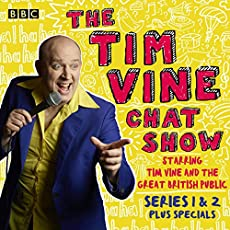 The Tim Vine Chat Show - Series 1 & 2 Plus Specials