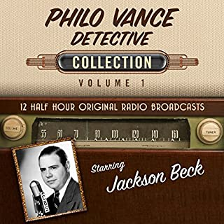 Philo Vance, Detective, Collection 1 cover art