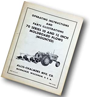 Allis Chalmers 70 Series 10