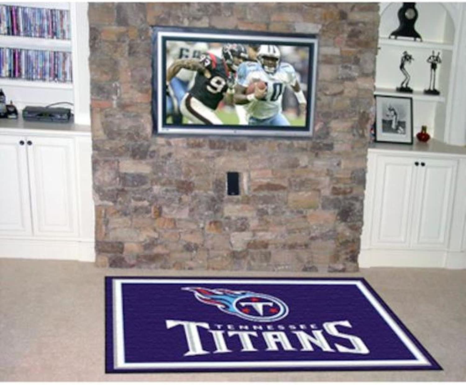 Fanmats Tennessee Titans 5x8 Rug