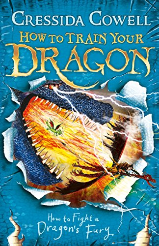 How to Train Your Dragon: How to Fight a Dragon's Fury: Book 12 (English Edition)