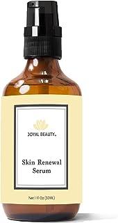 Organic Royal Jelly Skin Renewal Serum for Face Skin Eyes by Joyal Beauty. Best Intensive Firming Renewing ...