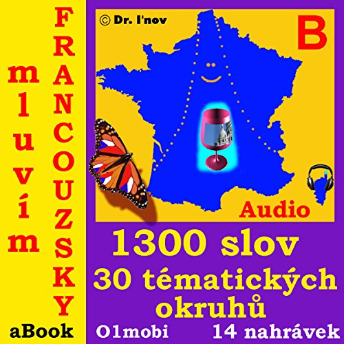 Mluvim francouzsky (Mozart): French for Czech Speakers audiobook cover art
