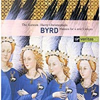 Byrd: Masses for 4 & 5 Voices - Harry Christophers, The Sixteen (2002-11-05)