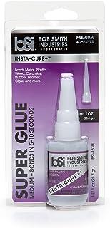 Bob Smith Industries BSI-133H Insta-Cure+ Gap Filling Super Glue, Clear,1 oz.