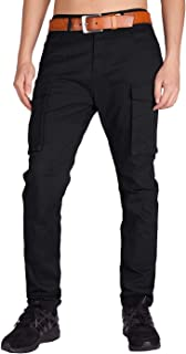 ITALY MORN Men's Survivor Casual Cargo Pant Relaxed Fit Military Outdoor