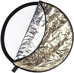 5-fach Foto-Faltreflektor (Durchmesser 30 cm) [Amazon Link]