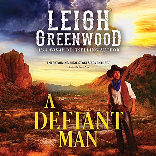 A Defiant Man cover art