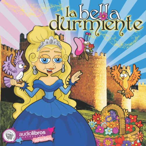 La Bella Durmiente [Sleeping Beauty] audiobook cover art