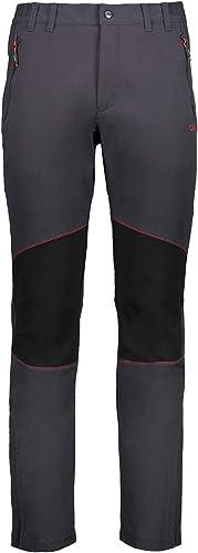 CMP Long Pantalon Hommes Pantalons de Randonnée
