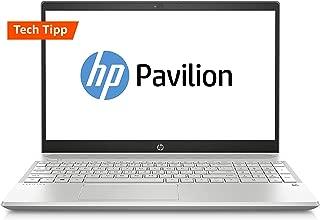 HP惠普 Pavilion 15-cs0211ng 39.62厘米(15.6英寸全高清 IPS)笔记本电脑(英特尔酷睿 i5-8250U,8GB 内存,1TB 硬盘,128GB 固态硬盘,Nvidia GeForce MX130 2GB,Windows 10 家庭版64)银色