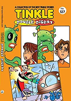 Tinkle Double Digest No.127 by [Anant Pai]