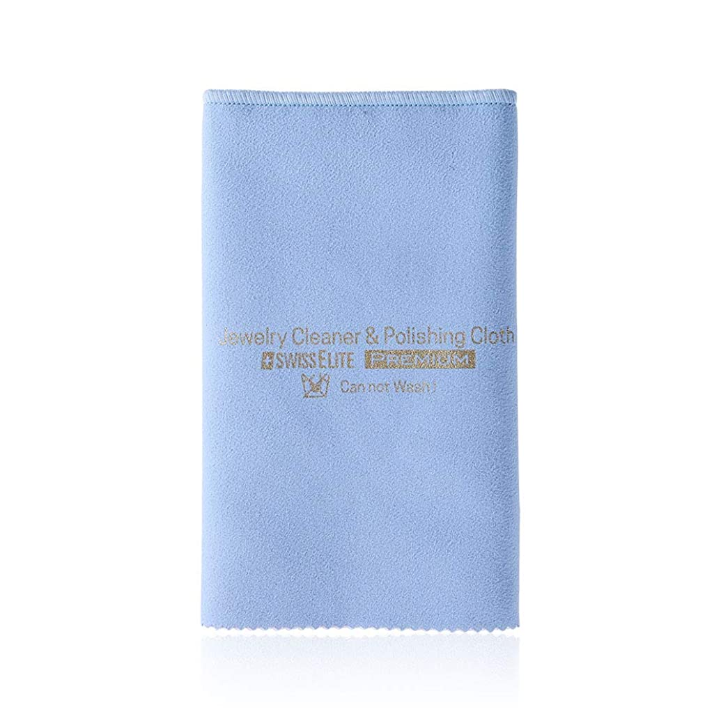Polishing Cloth for Gold,Silver,Platinum,Jewelry Polishing Cloth,Keep Jewelry Clean and Shiny (One Pack)