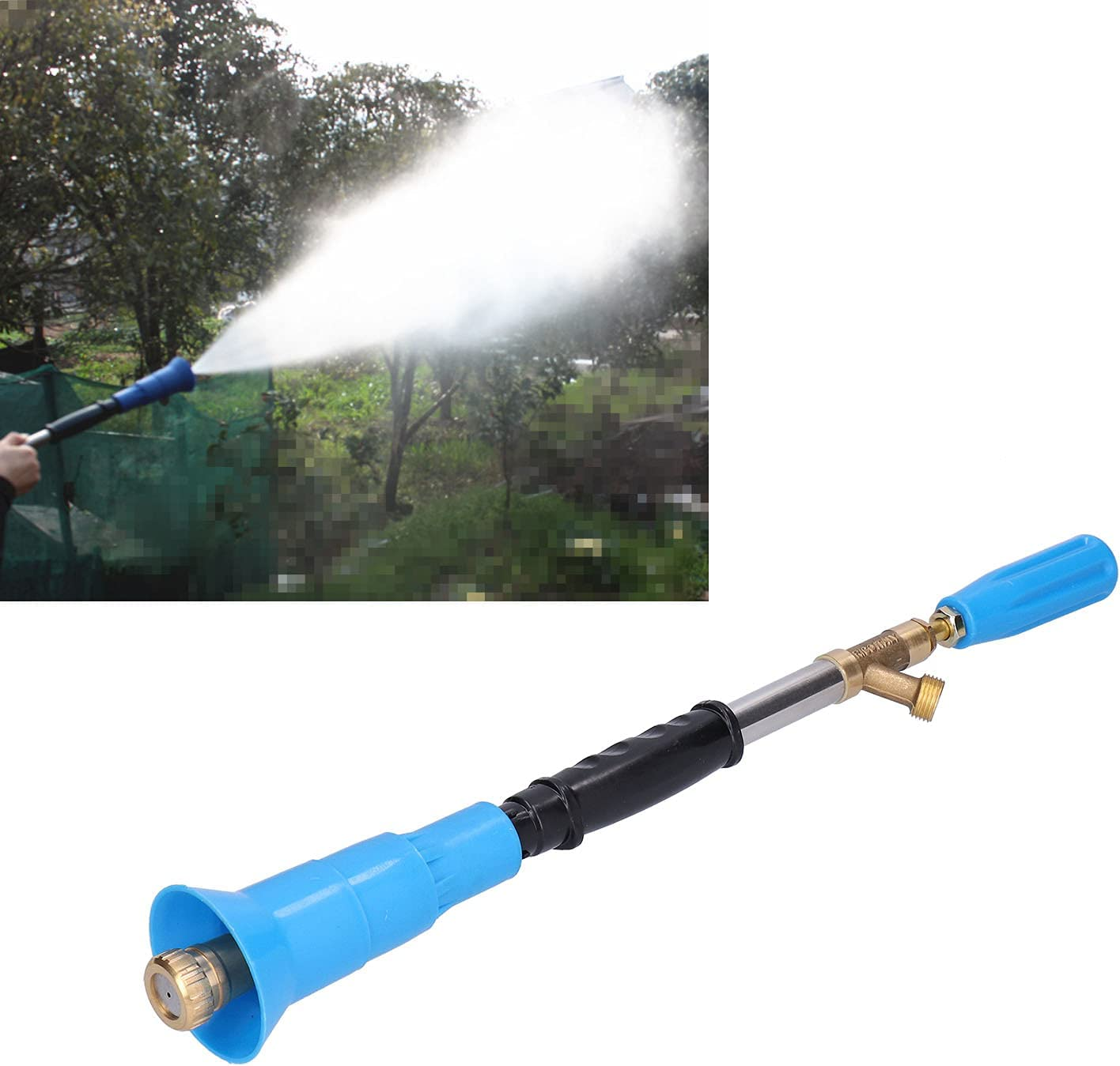 High Pressure Sprayer 2 Male Indefinitely Thread El Paso Mall Ir Agricultural for