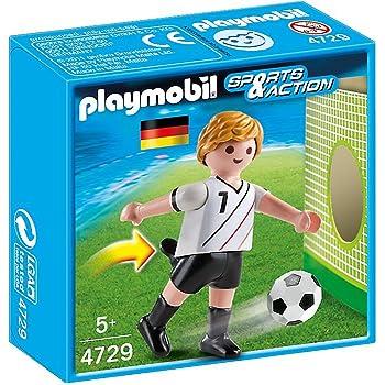 Playmobil Fútbol - Fútbol: Jugador España, Juguete Educativo ...