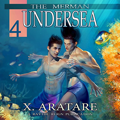 Undersea audiobook cover art