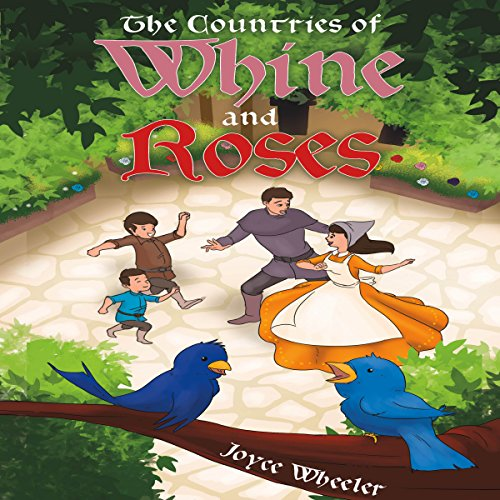 The Countries of Whine and Roses audiobook cover art